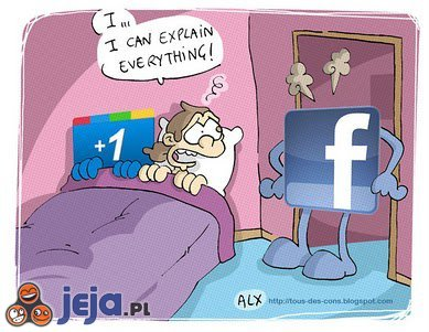 Zdradziła Facebooka