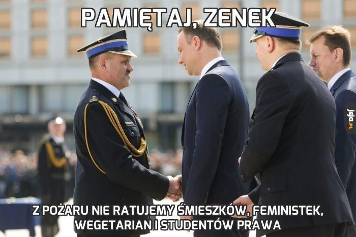 Pamiętaj, Zenek