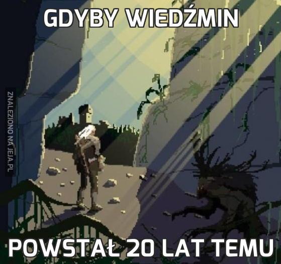 Gdyby Wiedźmin