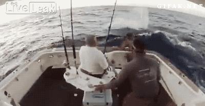 Pie*rzyć to, ja spadam!