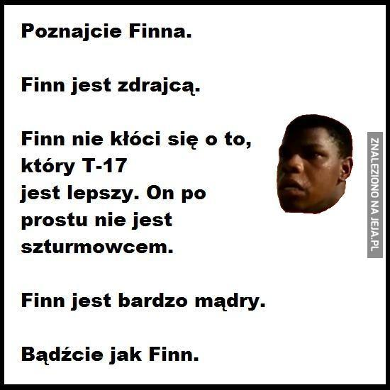 Poznajcie Finna
