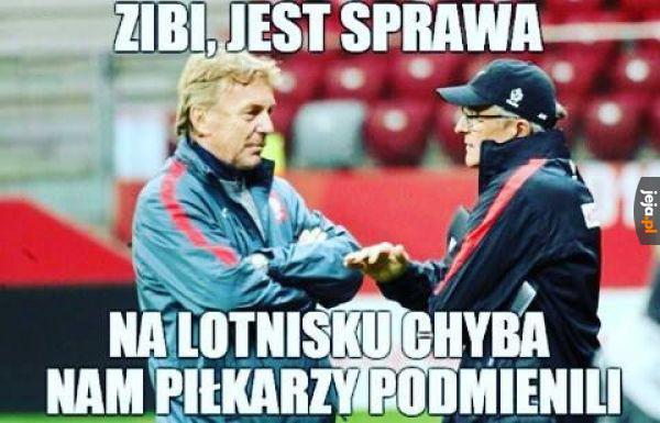 Gdzie się podziali polscy piłkarze?