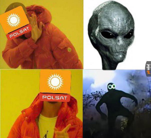Kosmici z Polsatu