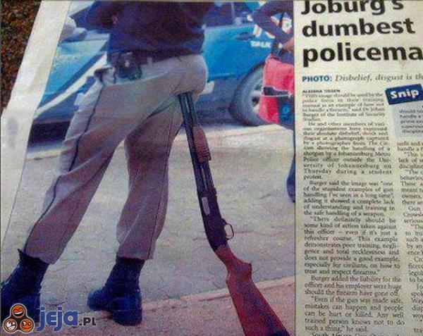 Mądry policjant