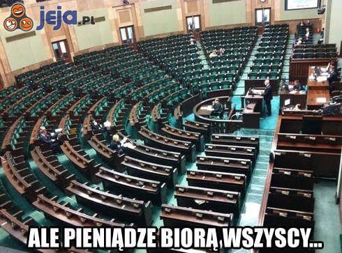 """""""Praca"""" polityków"""