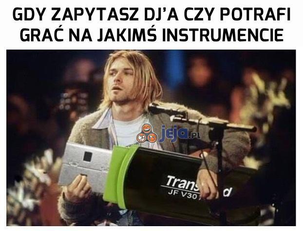 Ej, to nie jest instrument!