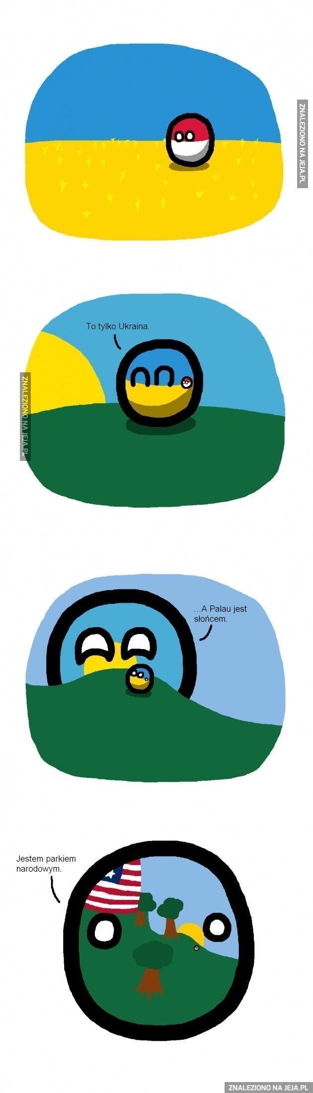 To tylko Ukraina...