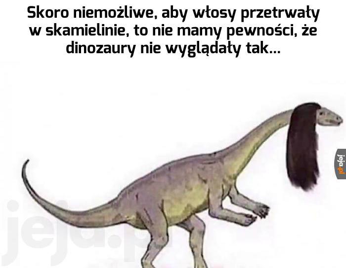 Czy dinozaury były włochate?