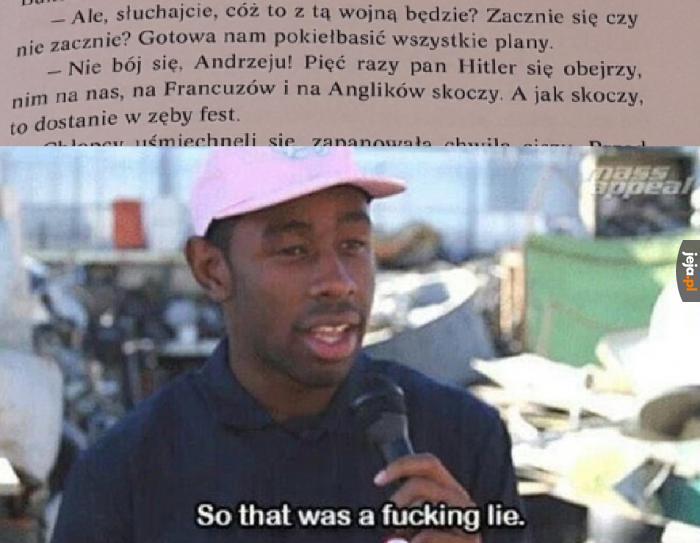 """Fragment z """"Kamieni na Szaniec"""""""
