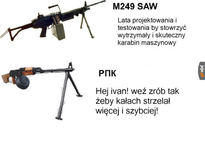 Subtelna różnica między wschodem i zachodem