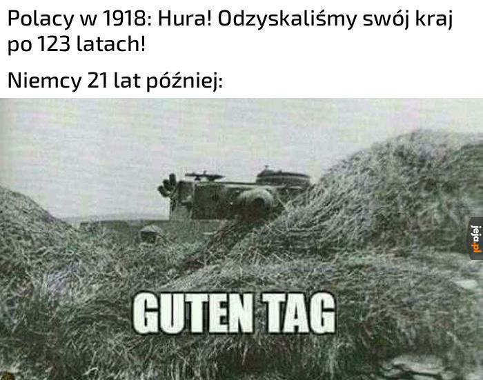 Its a Blitzkrieg time