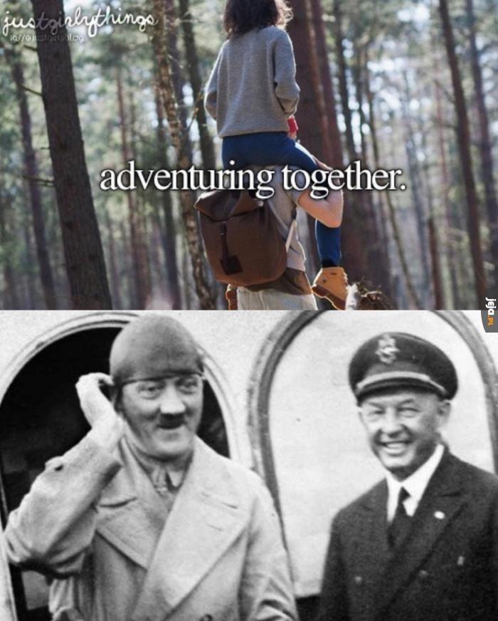 Wspólne przygody