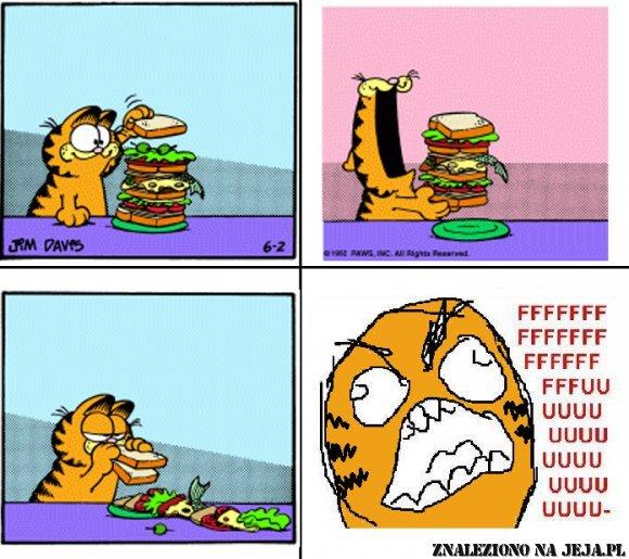 Piętrowa kanapka
