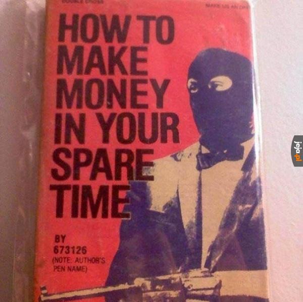 Jak dorabiać w wolnym czasie