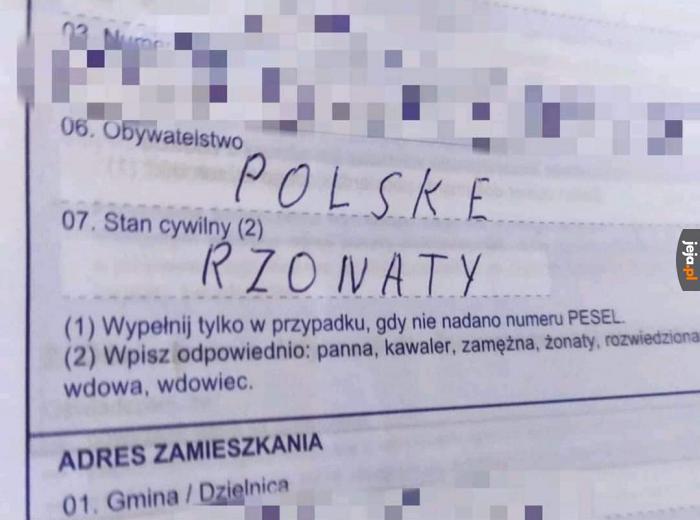 Prawdziwy obywatel Polski