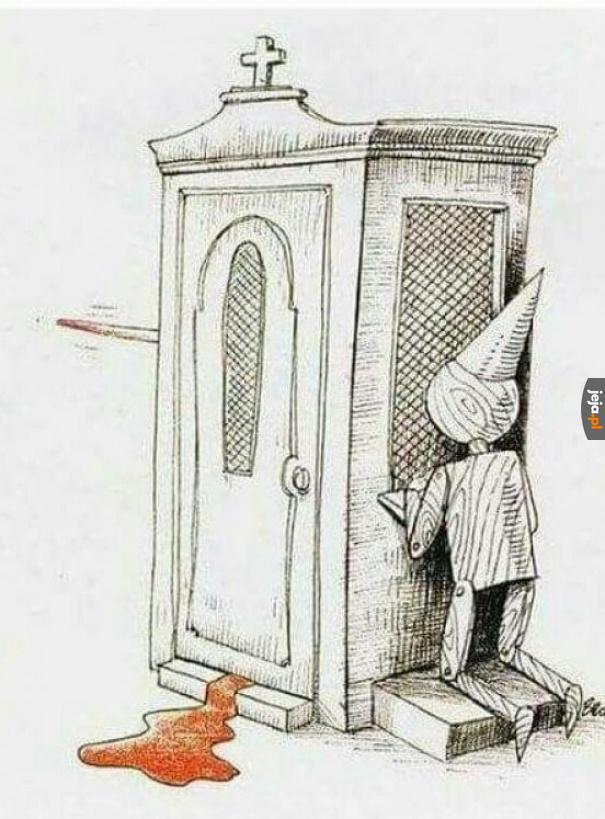 Zanim zaśniesz, nasz Pinokio...