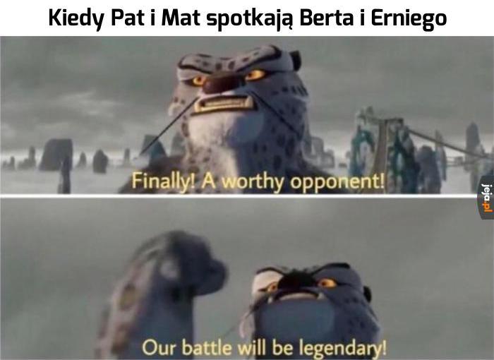 To będzie epicka walka!
