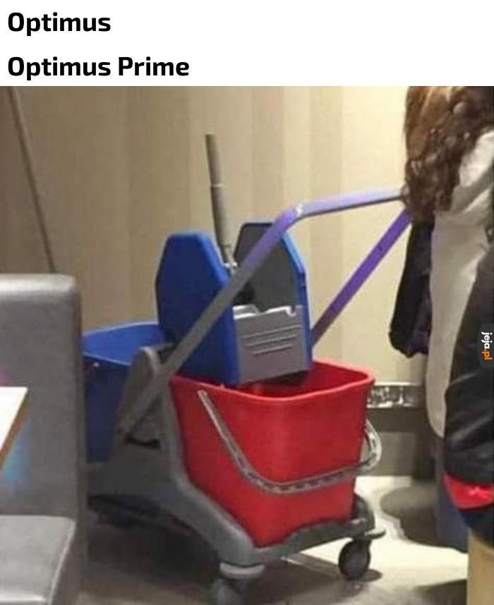 Transformersy były fajne