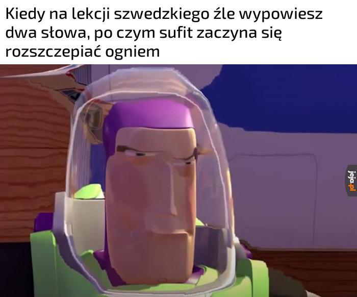 Dziwny język