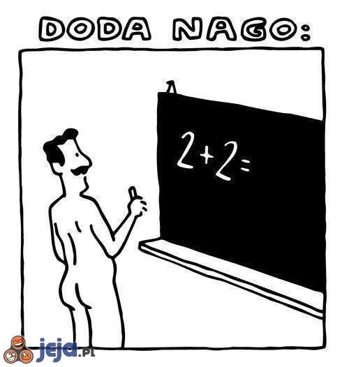 Doda nago