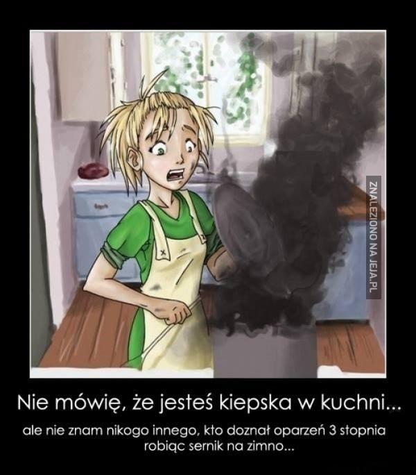 Mistrzyni w kuchni
