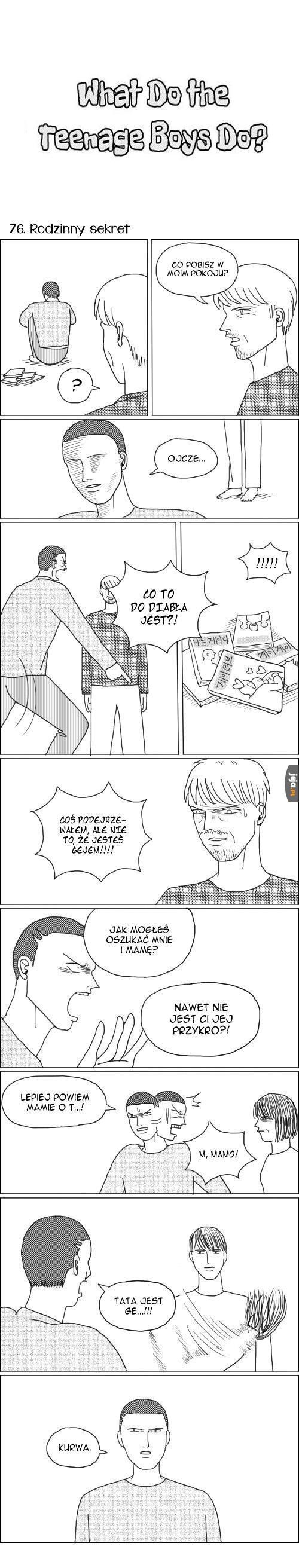 Homosekret