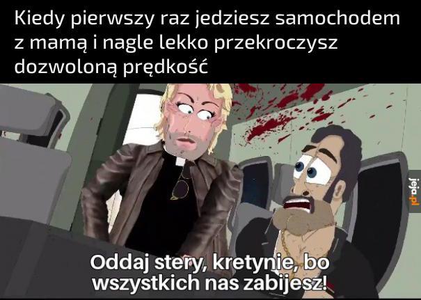Zginiemy!