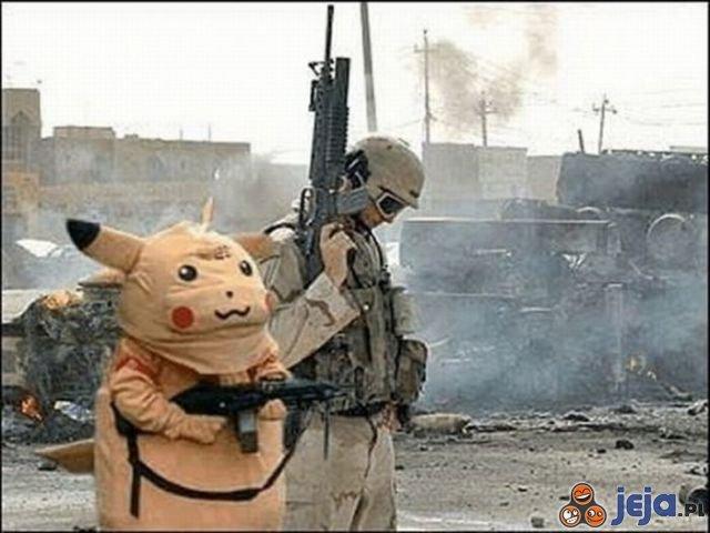 Pikachu, wybieram Cię!