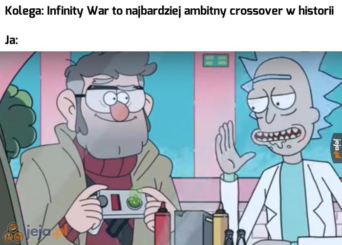 Wodogrzmoty i Morty