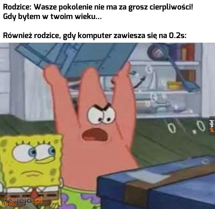 No co za złom!