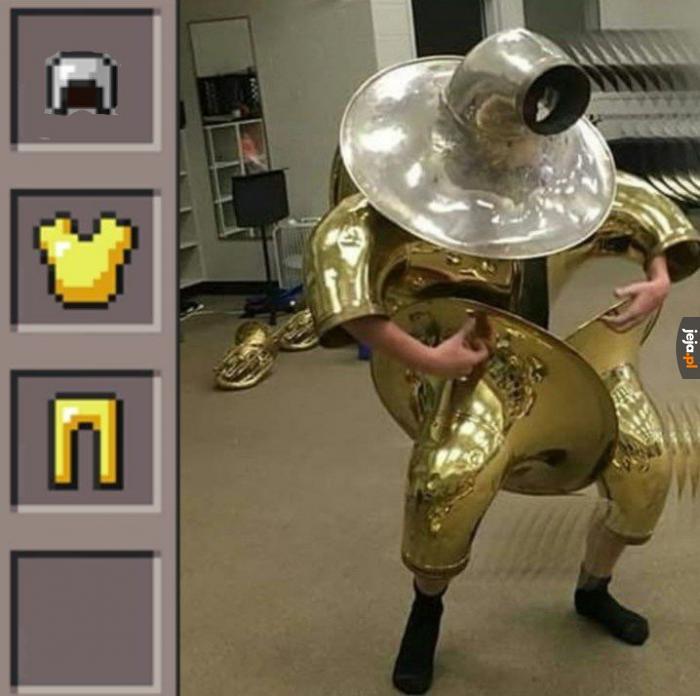 Minecraft to fajna gra