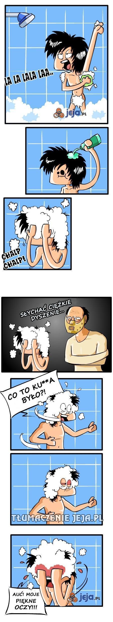 Prysznicofobia