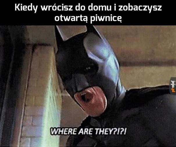 Gdzie moje ofiary?!