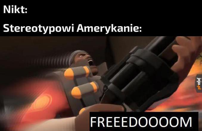 Wolność przede wszystkim