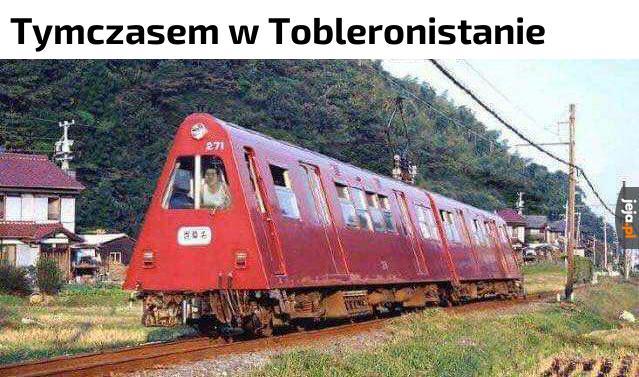 Fajny taki pociąg