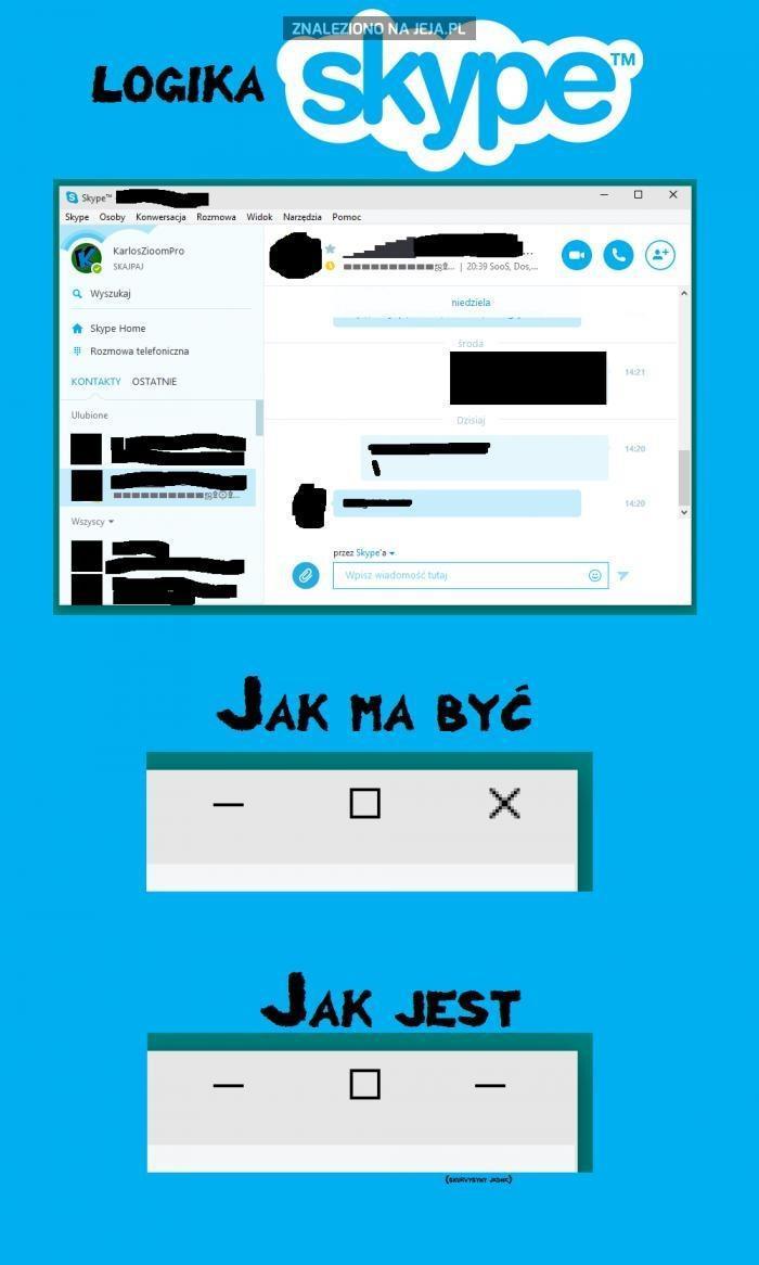 Logika Skype