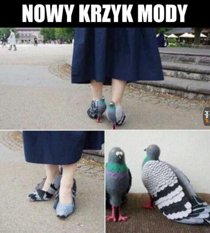 Nietypowe buty