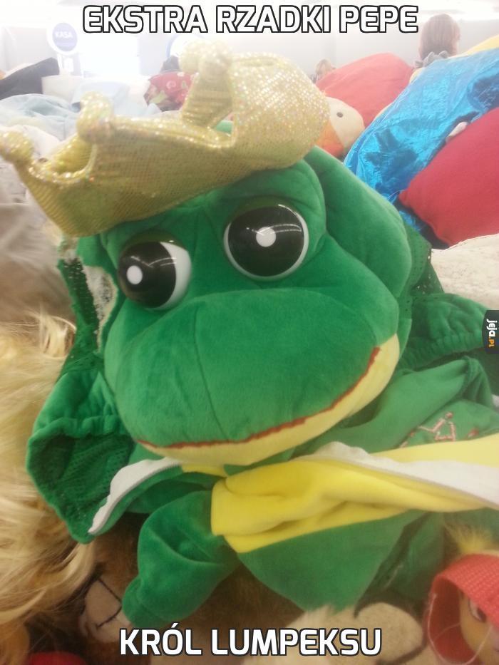 Ekstra rzadki Pepe