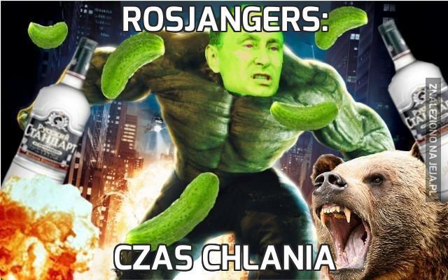 Rosjangers: