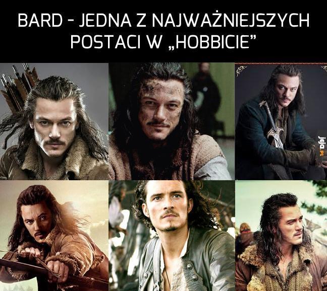 Ach, ten Bard...