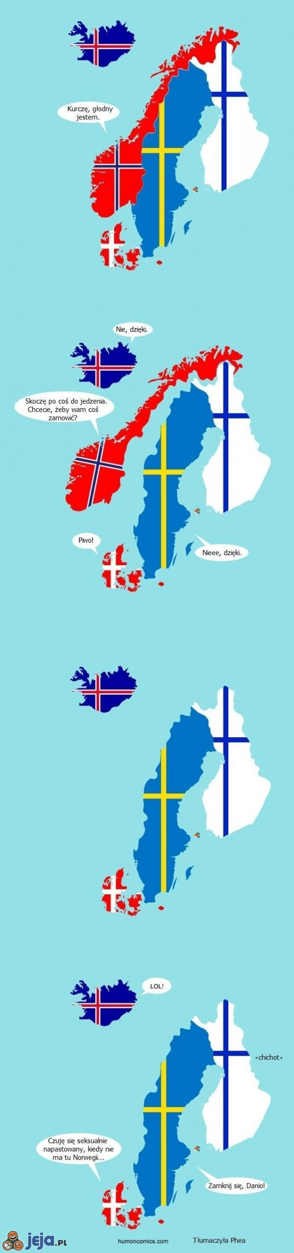 Głodna Norwegia