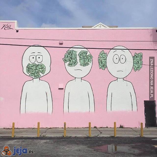 Pieniądze nas ogłupiają