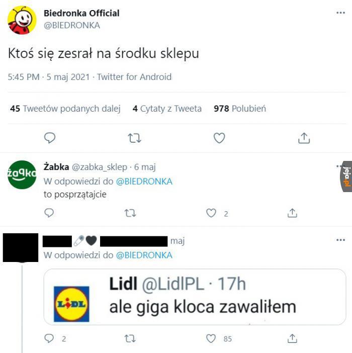 Wielki postęp u Lidla