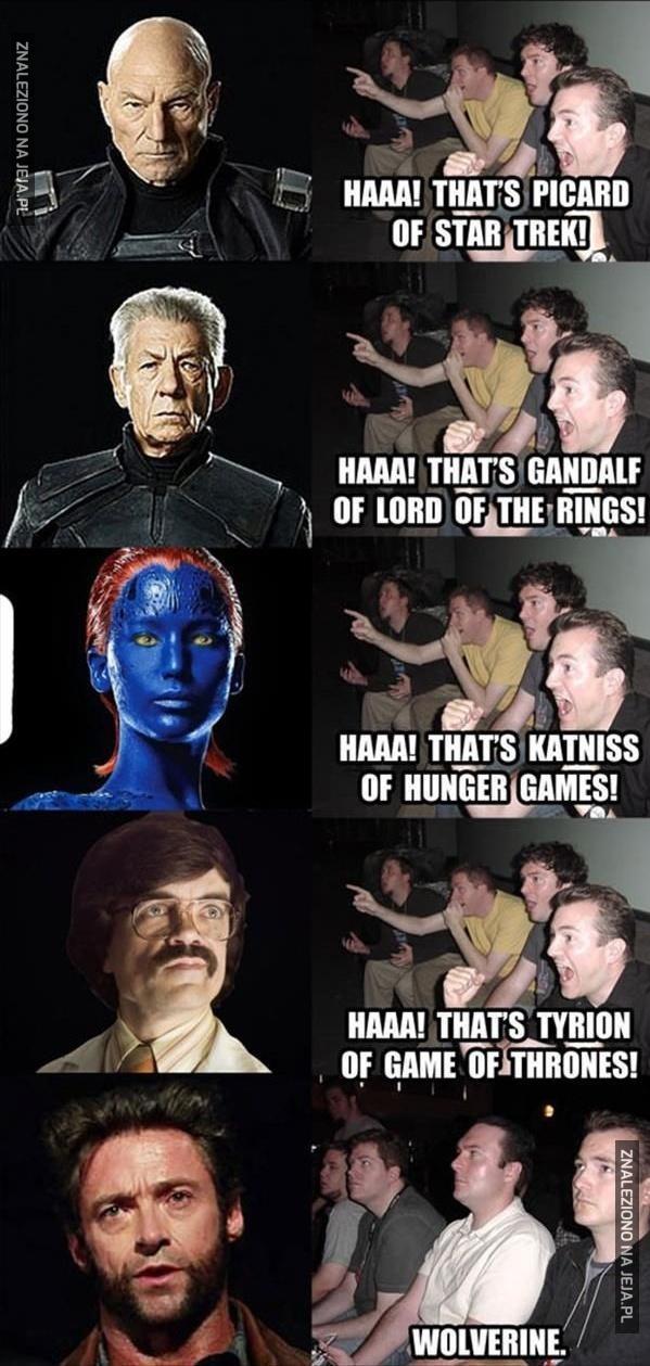Znani aktorzy i ich role