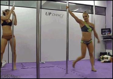 Mistrzyni tańca