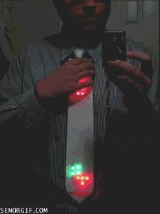 Tetris na krawacie