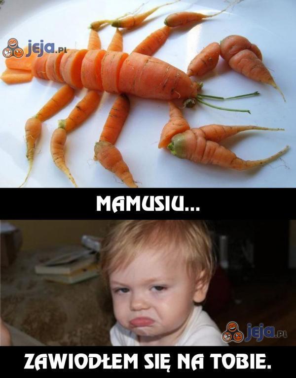 Gdy dziecko nie chce jeść warzyw...