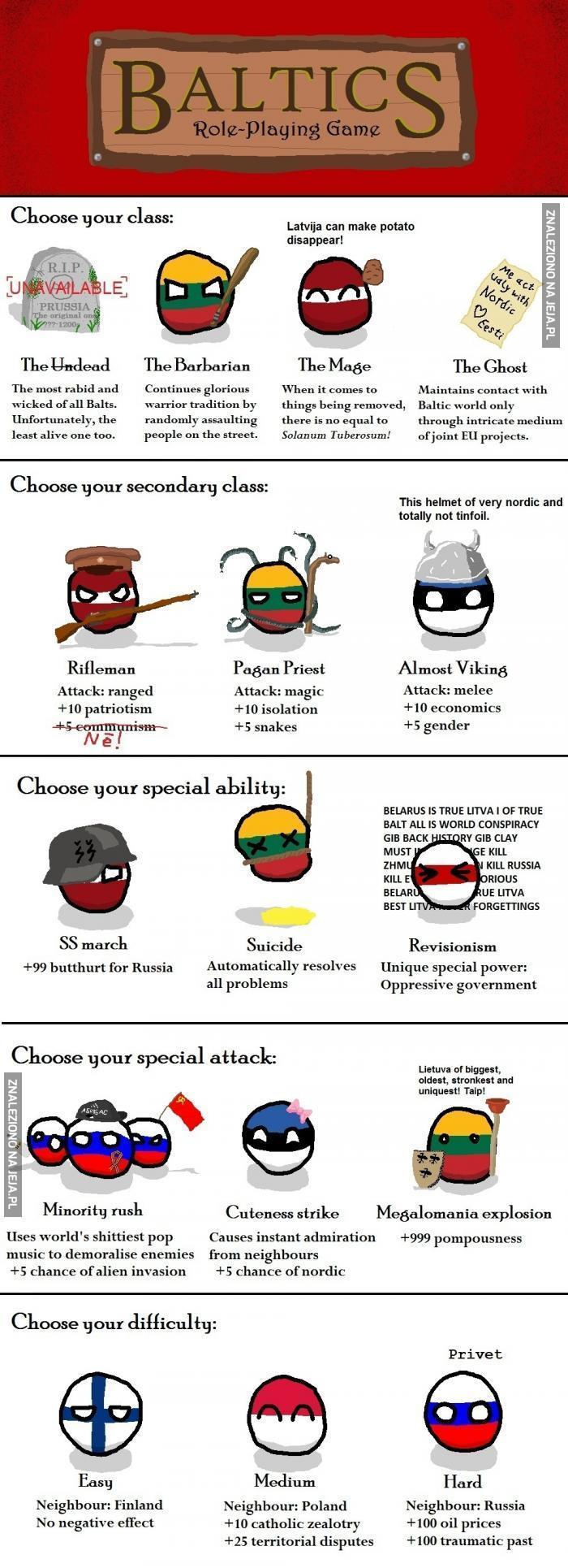 Polandball RPG