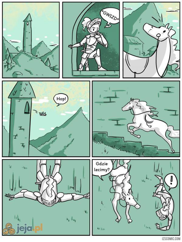 Gdy Twój koń jest lekko upośledzony