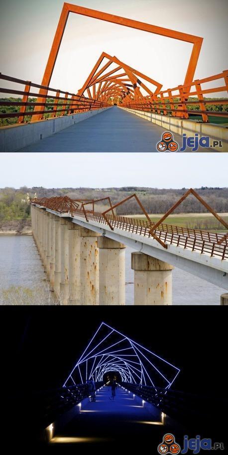 Most świetlny